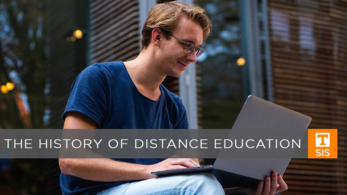 A History of Distance Education