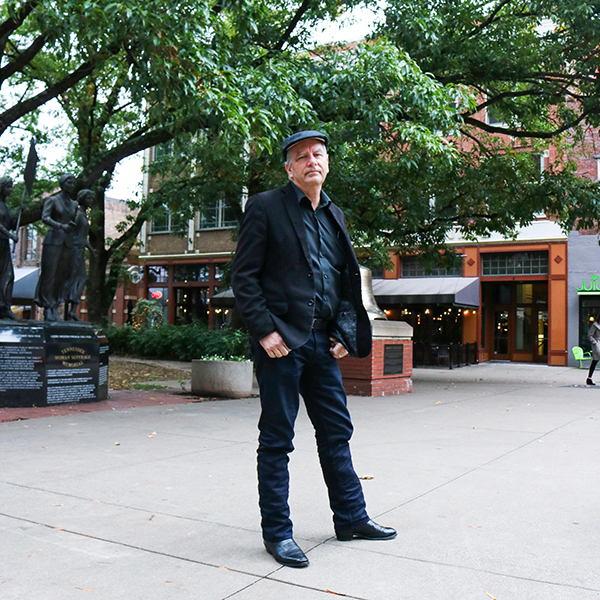 Alan Sims, alumni and Knoxville blogger