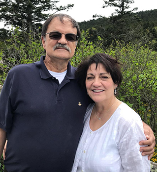 Stephen Spann and wife Kimbra Spann