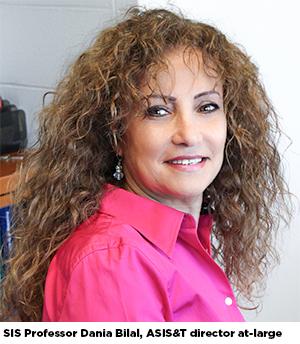 SIS Professor Dania Bilal
