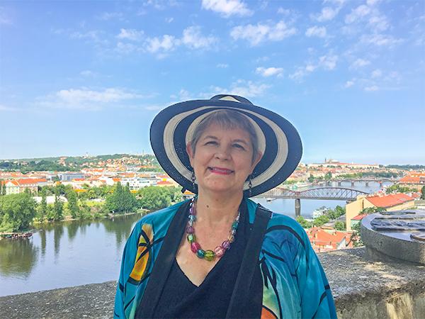 Rebecca Vargha, SIS Lecturer