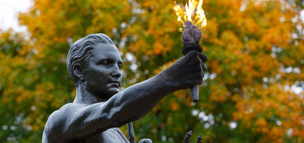 Circle Park Torchbearer
