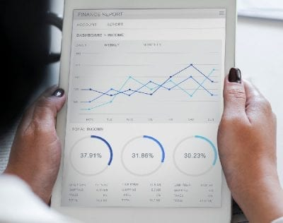 Data Analysis on Tablet