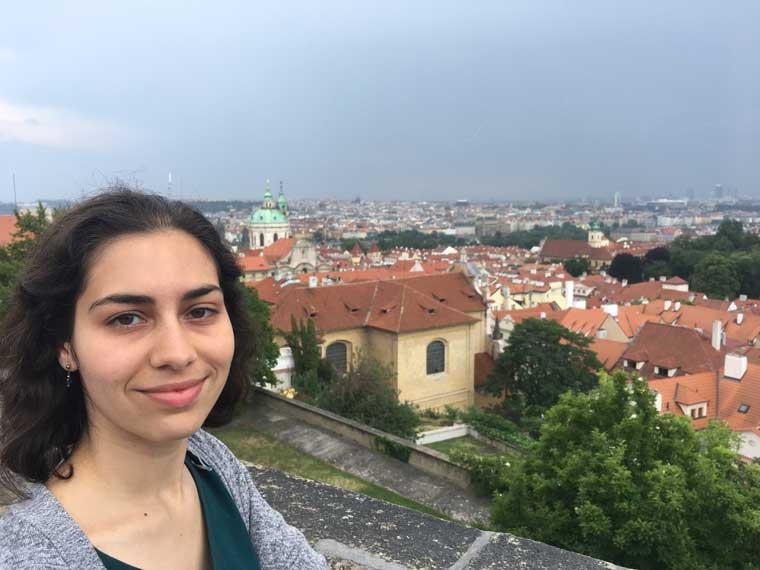 Prague Yasmin