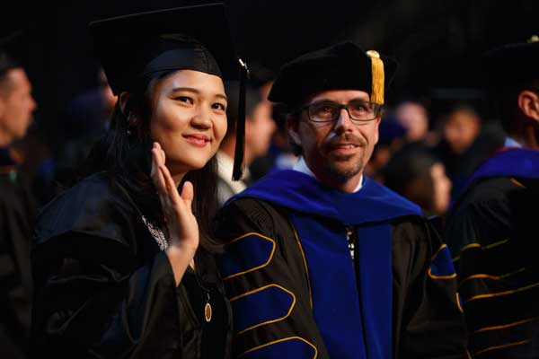 Doctoral Graduate Students