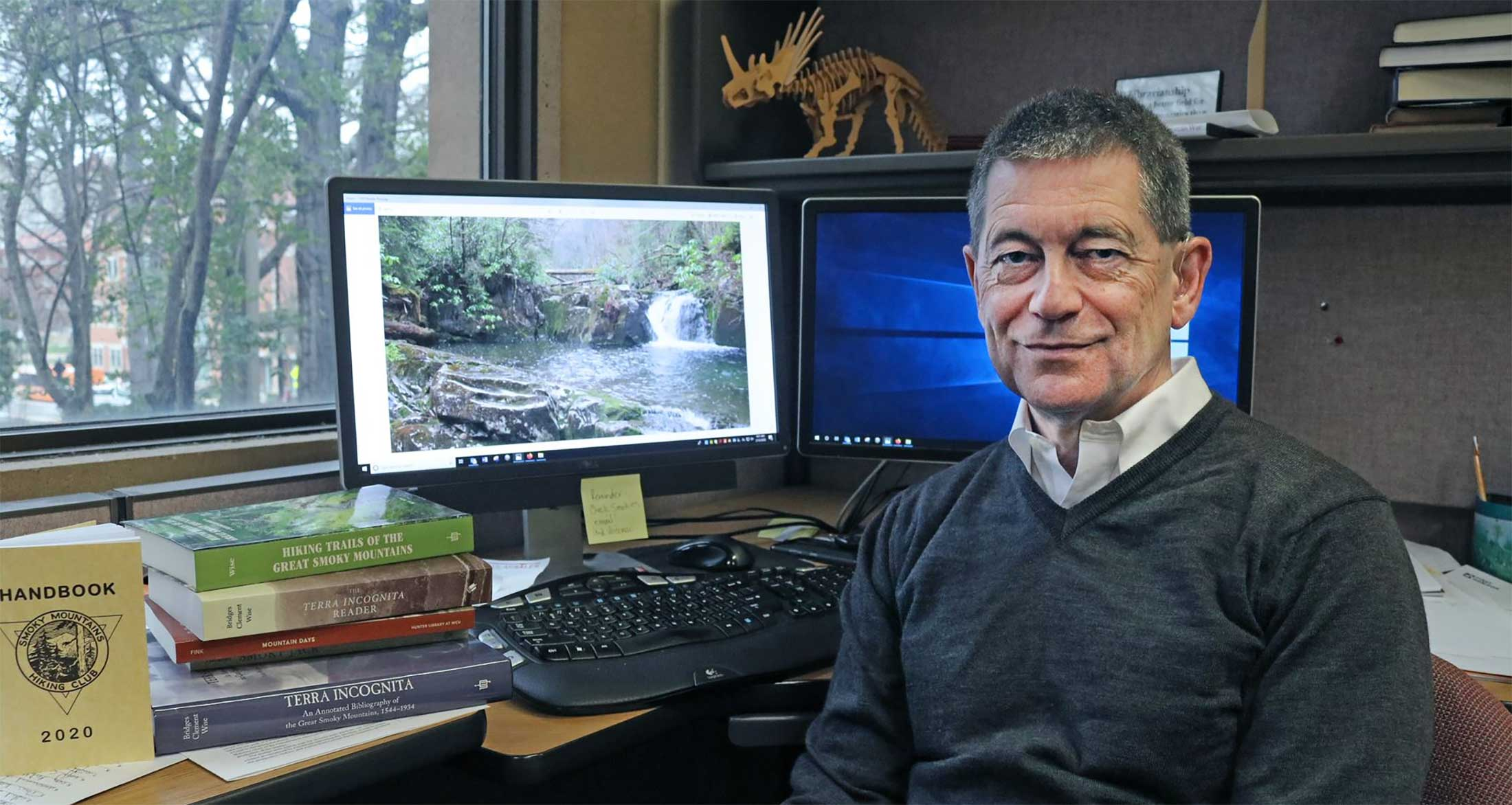 Alum Ken Wise, Smokey Mountains Archivist
